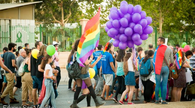 Orgullo Gay en Beer Sheva